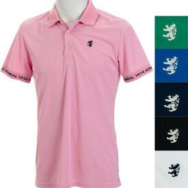 【WEBサイト限定セール!50%OFF!】アドミラルゴルフ 春夏モデル メンズ 半袖シャツ ADMA935【19】