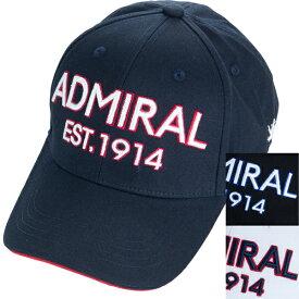 アドミラルゴルフ 2020年春夏モデル メンズ キャップ ADMB008F Admiral GOLF 【20】