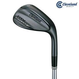 【あす楽・即納】クリーブランド Cleveland Golf ウェッジ RTX ZIPCORE(ジップコア) ブラックサテン ダイナミックゴールド スチールシャフト S200/X100(特注) rtxzcbs1 【20】