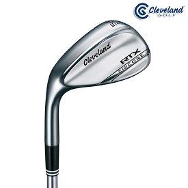 【あす楽】クリーブランド メンズ Cleveland Golf ウェッジ RTXZIPCORE(ジップコア) 【レフティー・左用】ツアーサテン ダイナミックゴールド スチールシャフト rtxzctslh1 【20】
