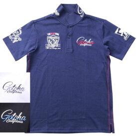 【30%OFF】ガッチャゴルフ 2020年春夏モデル メンズ 半袖シャツ 202GG1200【20】GOTCHA GOLF特価 ゴルフウエア メンズ 春夏