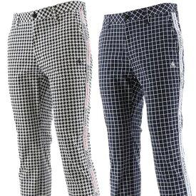 【WEBサイト限定セール!40%OFF】ルコック ゴルフ 2020年春夏モデル メンズ パンツ QGMPJD05【20】