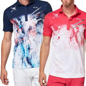 【SALE】オークリー 秋冬モデル メンズ FOA401631 半袖シャツ OAKLEY【20】ゴルフウェア ポロシャツ