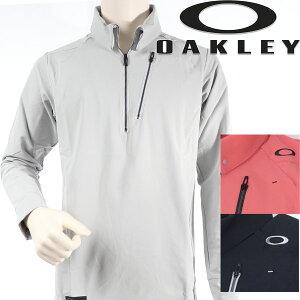 【SALE】オークリー 2020年秋冬モデル メンズ FOA401645 長袖モックネックシャツ OAKLEY【20】