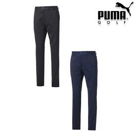 【SALE】プーマゴルフ 2020年秋冬モデル メンズ puma golf スリム パンツ パンツ 930098 【20】