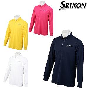 【50%OFF】スリクソン メンズ srixon ロングスリーブシャツ シャツ rgmojb05 【19】