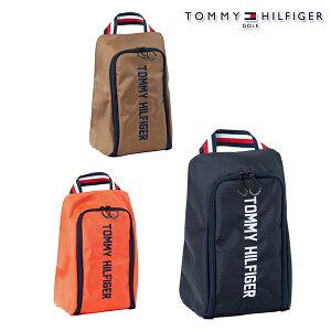 トミーヒルフィガー 2020年秋冬モデル メンズ TOMMY HILFIGER GOLF COLORINGシューズケース シューズケース thmg0fbx 【20】