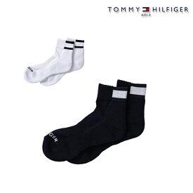 トミーヒルフィガー 2020年秋冬モデル レディース TOMMY HILFIGER GOLF レディースフラッグショートソックス ソックス thmb013f 【20】