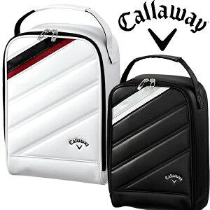 キャロウェイゴルフ メンズ Solid Shoe Caseシューズケース Callaway golf【20】