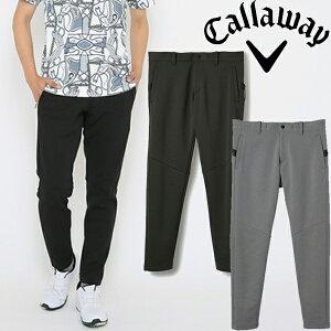 キャロウェイ アパレル 2021年秋冬モデル メンズ ダンボールニット ジョガーパンツ C21226104【21】Callaway Golf