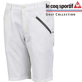【40%OFF】ルコック ゴルフ 2020年春夏モデル メンズ ハーフパンツ QGMPJD50【20】 ゴルフウエア メンズ 春夏