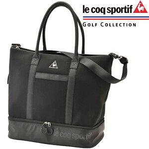 ★SALE★【40%OFF】ルコック ゴルフ メンズ トートバッグ QQBPJA04(BK00)【20】セール 特価 ゴルフバッグ