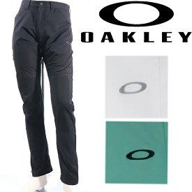 オークリー 2021年春夏モデル メンズ OAKLEY FOA402487 3Dテーパード ロングパンツ【21】ゴルフ パンツ