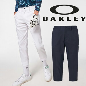 【SALE】オークリー 2021年春夏モデル ゴルフウエア メンズ OAKLEY FOA402499 SPRIGHTLYクロップドパンツ【21】パンツ