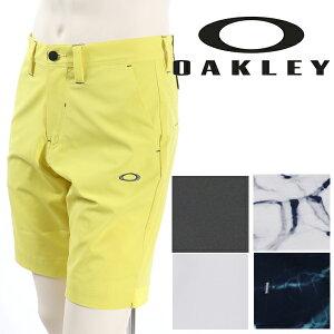 【SALE】オークリー 2021年春夏モデル メンズ FOA402503 OAKLEY ADDICTIVE SHORTS 3.0 ショートパンツ【21】ゴルフ パンツ