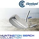 ダンロップ Cleveland クリーブランド ハンティントンビーチコレクション レディース パター マレットタイプ