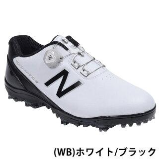NEWBALANCEGOLFニューバランスゴルフゴルフシューズMENSメンズMG1001ゴルフシューズ【18】足幅:2E(EE)靴ゴルフ用品