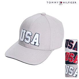 TOMMY HILFIGER トミーヒルフィガー キャップ UNISEX ユニセックス 春夏 THMB803F春夏モデル USAキャップ【18】帽子 ゴルフ用品