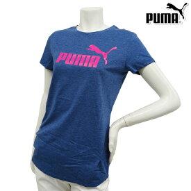 【処分SALE】【592992】【秋冬モデル】PUMA-プーマ- (レディース) 半袖 シャツ【16】S,M,L,XLサイズ【トップス】【ウエア】