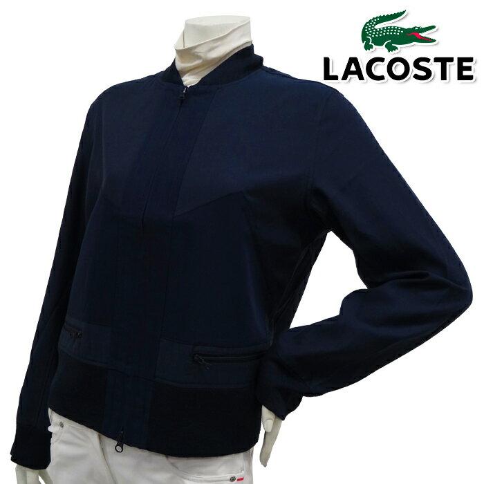 【BF2268】【春夏モデル】LACOSTE-ラコステ- (レディース)ブルゾン【17】【トップス】【ウエア】34,36,38,40サイズ