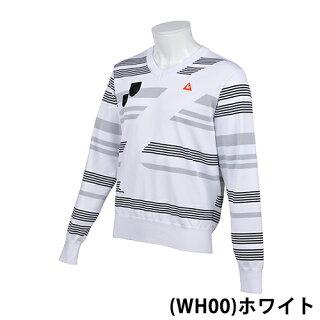 lecoqルコック長袖ニットMENSメンズQGMLJL02NEW春夏モデル【18】VネックセータートップスウェアMLLLサイズゴルフ用品