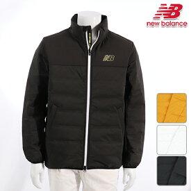 【30%OFF】 balance golf ニューバランスゴルフ ブルゾン メンズ 012-8220003 秋冬モデル 中綿 フルジップ ブルゾン【18】アウター 4(M) 5(L) 6(LL) 7(3L) ゴルフ