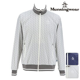 b5c46f0abad04 Munsingwear マンシングウエア ブルゾン メンズ 春夏 MGMLJK01 春夏