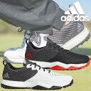 ゴルフシューズ シューズ adidas Golf アディダスゴルフ ゴルフシューズ メンズ bay92 アディパワーフォージドS ニッ…
