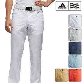 【30%OFF】アディダスゴルフ 2019年春夏モデル メンズ ノータック ロング パンツ ADICROSS シャンブレーパンツ S M L O XO 2XO サイズ adidas golf【19】ゴルフ fve47