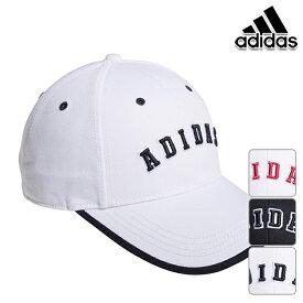 【20%OFF】アディダスゴルフ 2019年春夏モデル レディース キャップ 帽子 ADICROSS コットン ツイルキャップ adidas golf【19】ゴルフ xa854