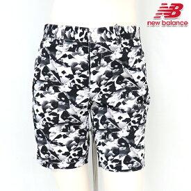 【WEBサイト限定セール!50%OFF!】ニューバランスゴルフ メンズ 春夏モデル ショートパンツ New Balance golf 【19】3(S) 4(M) 5(L) 6(LL) ゴルフ 0129132002 ゴルフウエア メンズ 春夏