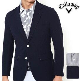 キャロウェイアパレル メンズ 2019年春夏モデル テーラード ジャケット Callaway Apparel【19】M L LL 3L ゴルフ 2419111500