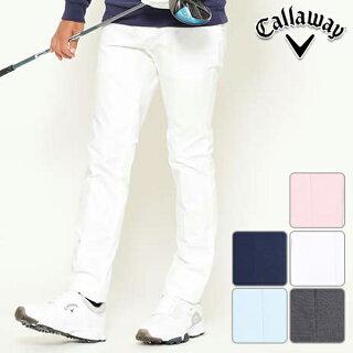 キャロウェイアパレルメンズ2019年春夏モデルストレッチストレートパンツCallawayApparel【19】MLLL3Lゴルフ2419120504