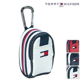 トミーヒルフィガー ユニセックス メンズ レディース 2019年春夏モデル ポーチ フラッグ ボールポーチ ボールケース 小物入れ フリーサイズ【19】ゴルフ thmg9sb4