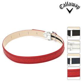 キャロウェイアパレル レディース 春夏モデル ベルト Cバックル セレーション Callaway Apparel【19】108cm 2419182801