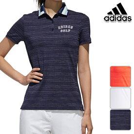 【30%OFF】アディダスゴルフ レディース 2019年春夏モデル 半袖シャツ adidas golf 【19】M L OT サイズ ゴルフ fve88