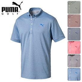 【46%OFF】プーマゴルフ メンズ半袖 ポロシャツ 576479 春夏モデル PUMA GOLF【19】 M L LL XL XXL ゴルフ