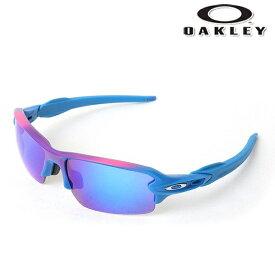 オークリー サングラス FLAK 2.0 (A) フレームカラー:Factory Fade レンズカラー:Prizm Sapphire Oakley【19】 ゴルフ oo92716112