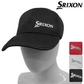ダンロップ SRIXON/スリクソン ゴルフレインウェア レインキャップ メンズ SXH0190