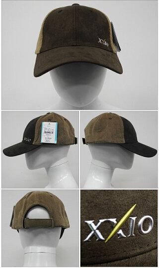 【帽子系】【XXH0174】DUNLOP-ダンロップ-XXIO-ゼクシオ-MENS(メンズ)オートフォーカスキャップ【ゴルフ】【パワーゴルフ】