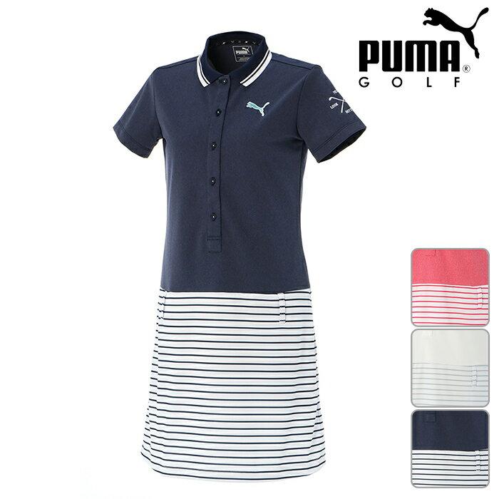 【50%OFF】【923561】【春夏モデル】PUMA GOLF-プーマゴルフ- LADYS (レディース) インナーパンツ付き ワンピース 【17】【ボトムス】【ウエア】S,M,L,XLサイズ 【ゴルフ用品】