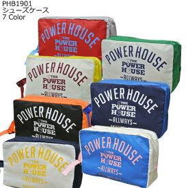 【1点限りネコポス対応】POWER HOUSE パワーハウス シューズケース PHB1901 バスケ スポーツ 靴入れ
