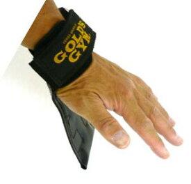 ゴールドジム パワーグリップ プロタイプ G3710 送料無料 握力補助 握力サポート 握力アシスト リストストラップ ウェイトトレーニング プル デッドリフト ローイング ラットマシーン GripSupport PullSupport GoldGym