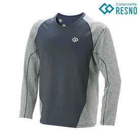 コラントッテ レスノ スイッチングウェア スイッチングシャツ メンズ ロングスリーブ S M L XL リカバリーウエア 送料無料