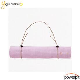 ヨガワークス キャリーロープ 4本セット ロープのみ ヨガマット ピラティスマット ストレッチマット フィットネスマット トレーニングマット 持ち運び 保管 まとめ 肩掛け 自宅トレーニング yogaworks 送料無料