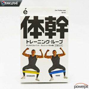 エルガム 体幹トレーニングループ ラバーバンド ゴムバンド 体幹 コア バランス ヒップアップ ダイエット 減量 シェイプアップ リハビリ 内転筋 腸腰筋 ロコモティブシンドローム サクライ