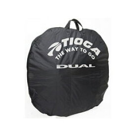 (TIOGA) タイオガ ホイールバッグ Wheel Bag for 2 Wheels ホイールバッグ(2本用)(輪行)(BAG30700)(4935012035275)