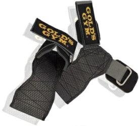 ゴールドジム GOLD's GYM 握力 握力サポート 握力補助 送料無料 Mサイズ ウェイトトレーニンググリップ G3750