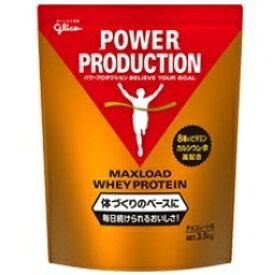 グリコ パワープロダクション ホエイプロテイン 送料無料 3.5kg チョコレート 味 マックスロード