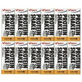 ケンタイ K7109 プロテインシェイク キャラメル風味 24本入り 健康体力研究所 健体 kentai ダイエット 減量 シェイプアップ カゼインプロテイン 乳たんぱく 動物性たんぱく質 ProteinShake CaramelFlavor
